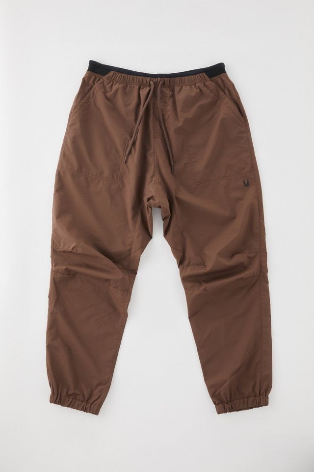 Sato Wind Pant: Color Cappuccino