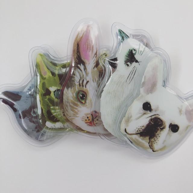 animal Ice Pack (保冷剤) UNICOM