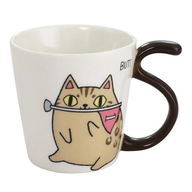 【ブサかわ】にゃんこトング【猫柄 猫雑貨】