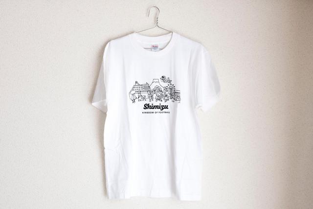 Football Kingdom / 清水タウンTシャツ