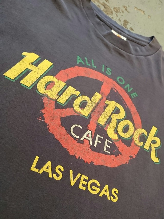 "90s ""HARD ROCK CAFE"" TEE"