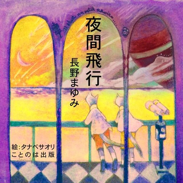 [ 朗読 CD ]夜間飛行  [著者:長野まゆみ]  [朗読:矢澤 亜希子] 【CD3枚】 全文朗読 送料無料 オーディオブック AudioBook