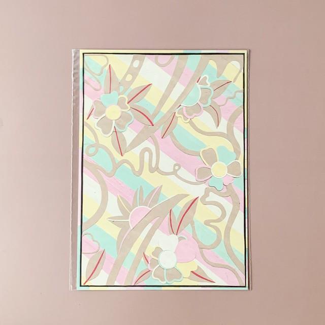 STILLBEN - A5 アートプリント/ポスター - Flower by EVREN TEKINOKTAY
