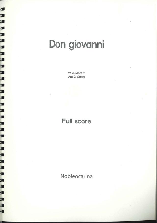 ドン・ジョヴァンニ