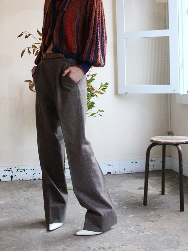 70s GUCCI pants