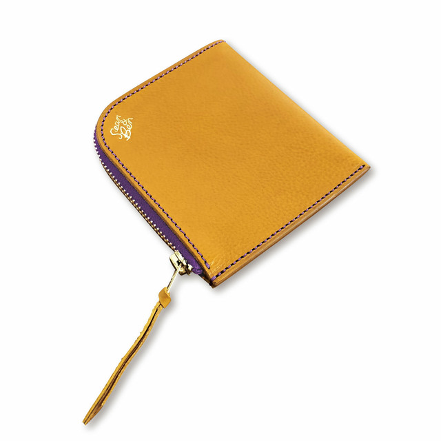 Sean&Ben L Zip Wallet - Lakers