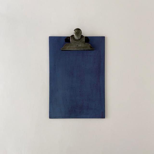 オランダのクリップボード A5(ブルー)|Clip Board A5 Blue