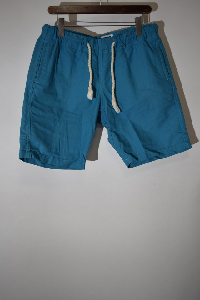 【Mサイズ】 PHERROW'S フェローズ EASY SHORT イージーショーツ BLUE ブルー  400603190504
