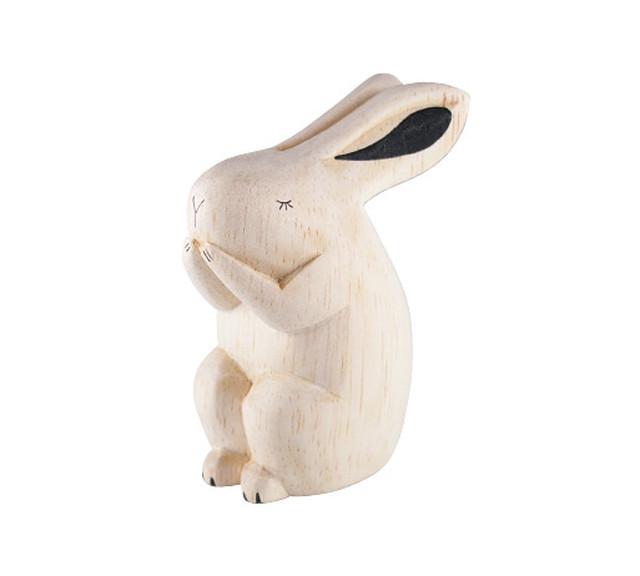 ぽれぽれ動物 ウサギ