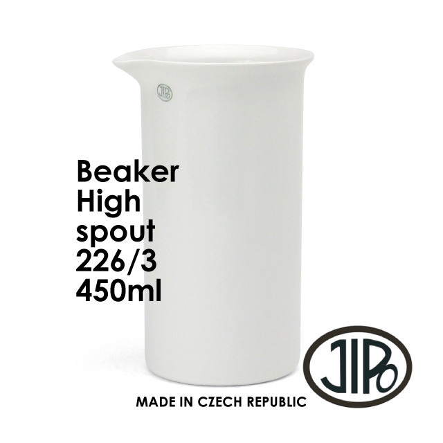 "JIPO Beaker High Spout ""226/3"" [450ml]"