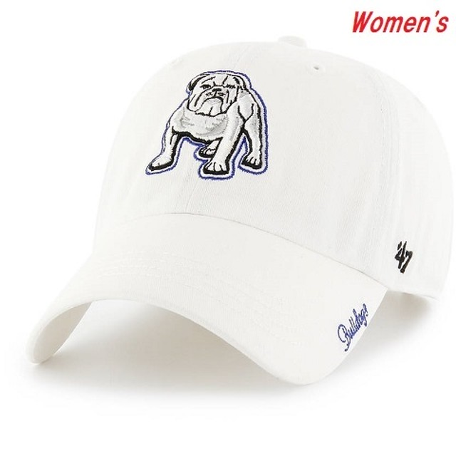Canterbury Bulldogs Women's CLEAN UP Cap White