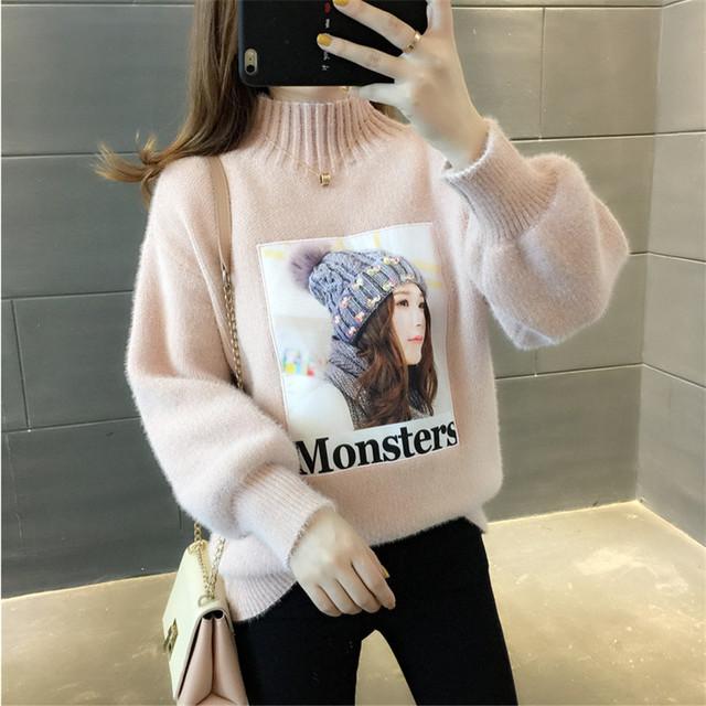 【tops】洗練スタイル主役級大活躍の注目セーター