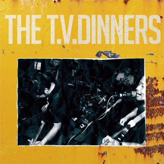THE T.V. DINNERS 「self title」