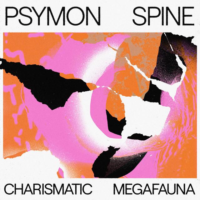 Psymon Spine / Charismatic Megafauna(100 Ltd Opaque Pink LP)