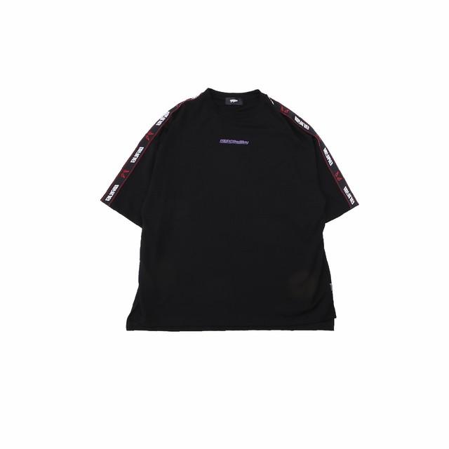 MYne × BADBOY T-shirt / BLACK - メイン画像