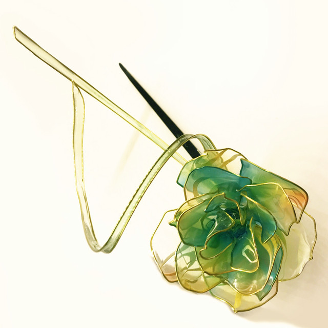 【高天原】ーローズ若緑 rose sprouts