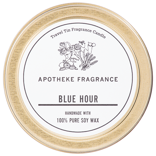 TRAVEL TIN CANDLE / Blue Hour