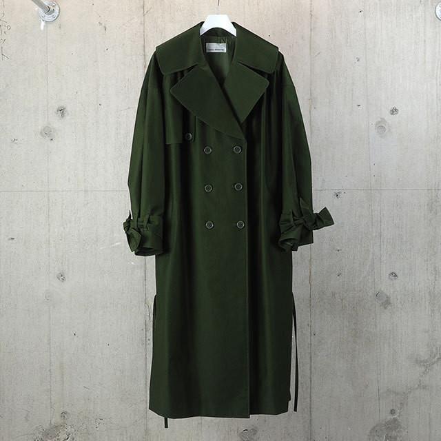 TOKIKO MURAKAMI trench coat
