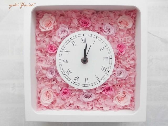 フラワー時計P