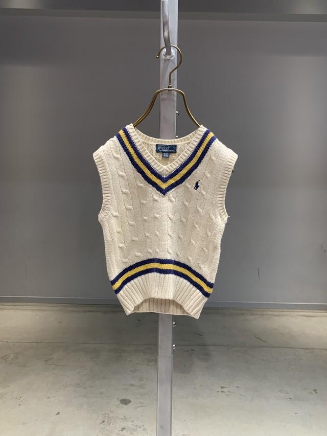 (KD272) 110cm Polo Ralph Lauren knit best