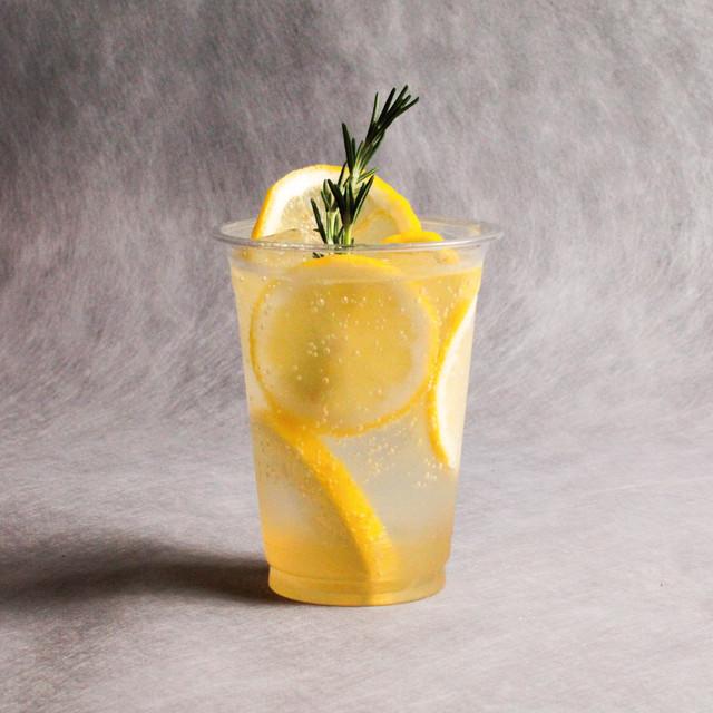 すっぱレモンソーダ