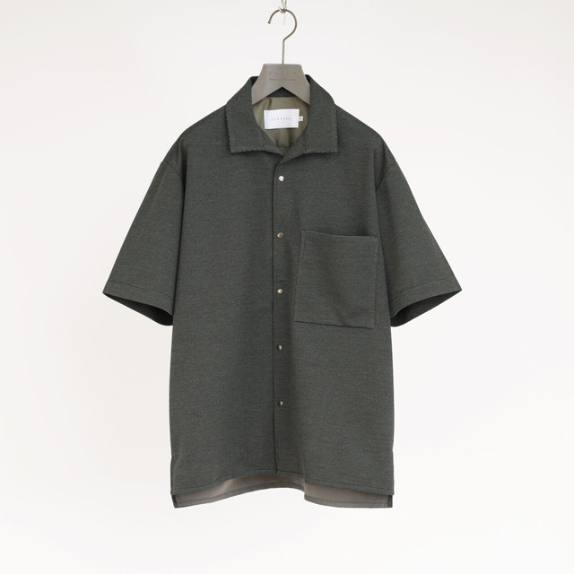"""CURLY&Co./FROSTED SHIRCKET """"Highdensity Jersey"""""""