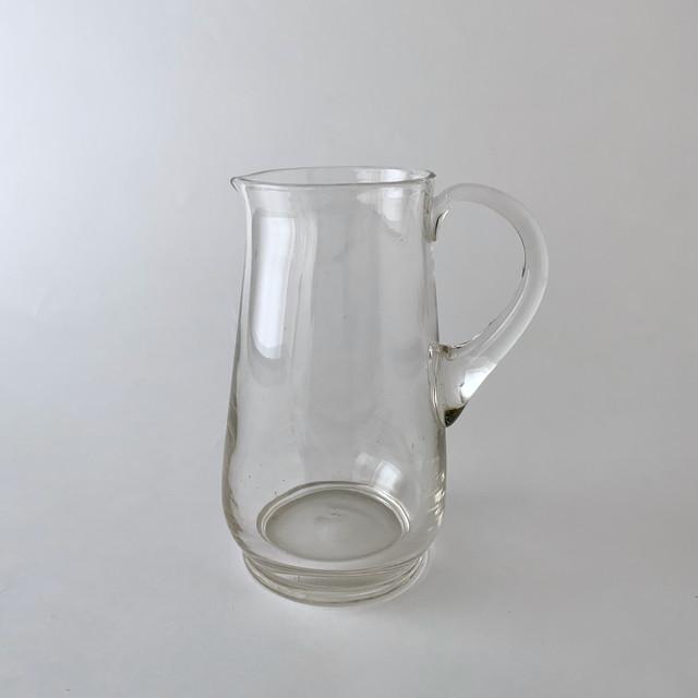Vintage Clear jug |ヴィンテージのジャグ 7