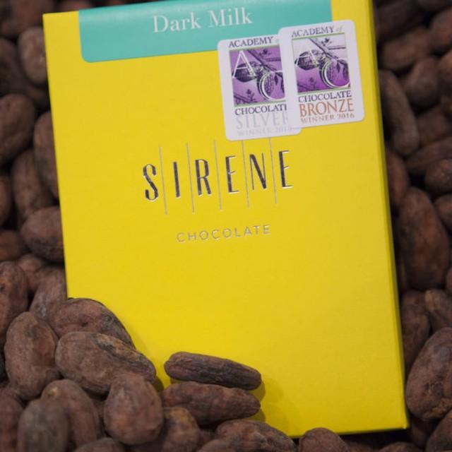 【SIRENE/セイレーン】 ダークミルク 65%グアテマラ&マダガスカル