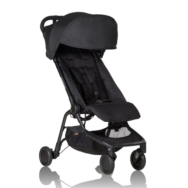 mountain buggy nano travel stroller Black マウンテンバギー ナノ