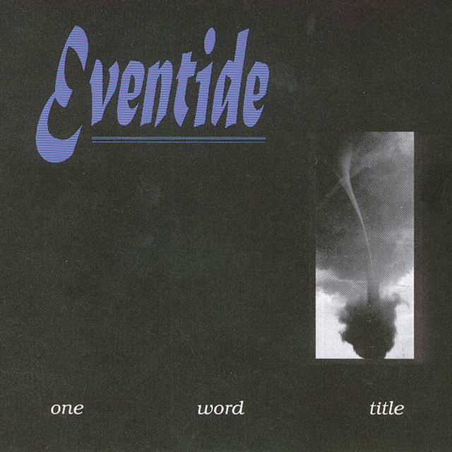【USED】Eventide / One Word Title