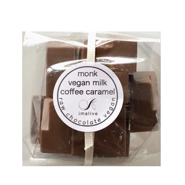 flower medal dark (オハナメダル * ダーク)  raw chocolate