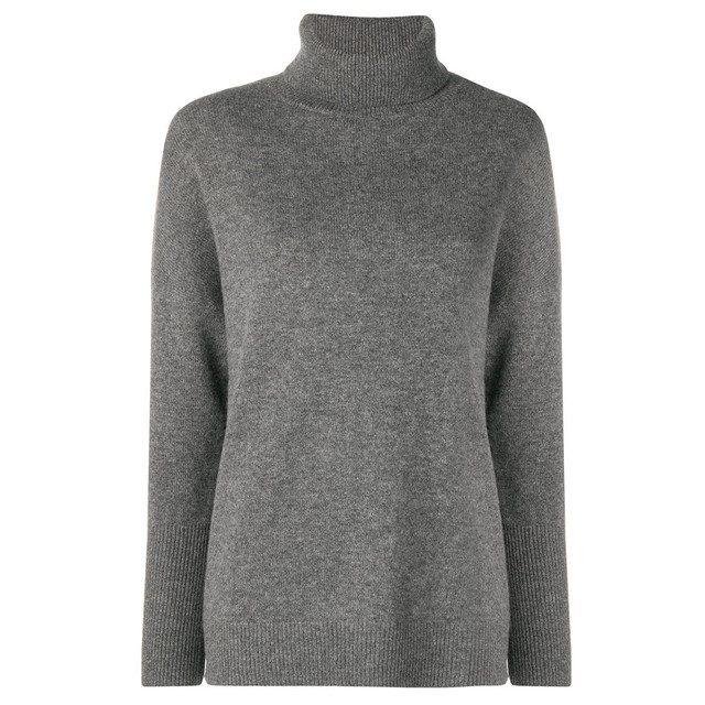 Chinti&Prker  Rollneck Knit  GREY