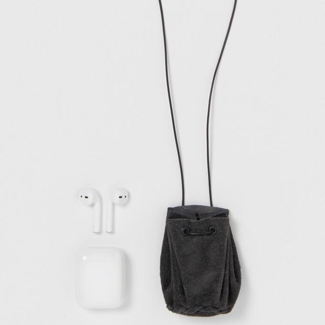 Hender Scheme 【エンダースキーマ】 waist belt bag wide (L.GRAY)