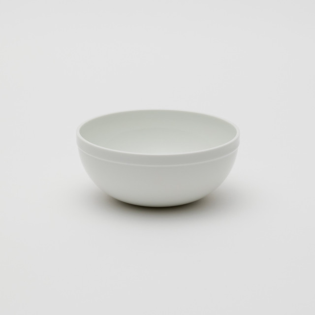 2016/ Teruhiro Yanagihara Bowl 140 White