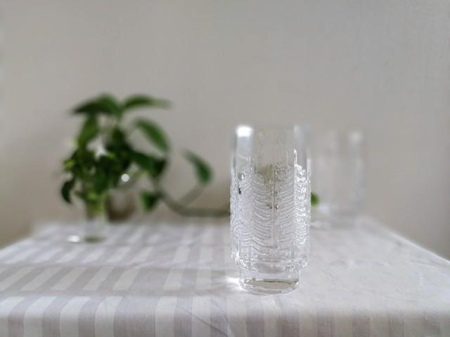 グラス / イッタラ ヴィンテージ / KUUSI クーシ / クリア