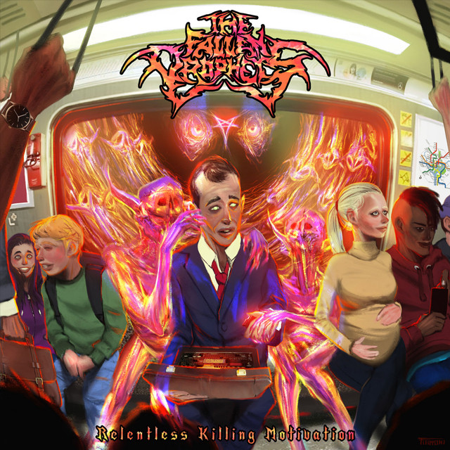 THE FALLEN PROPHETS『Relentless Killing Motivation』CD