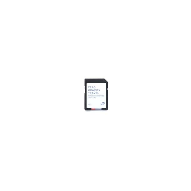 【音 × テクノロジー】AISO microSDカード単体 - HIROSHI WATANABE aka KAITO - ZERO GRAVITY TRAVEL