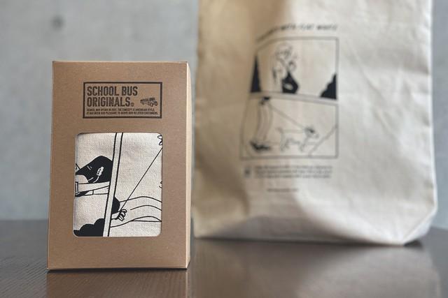 Gift set【 Drip bag & Tote 】