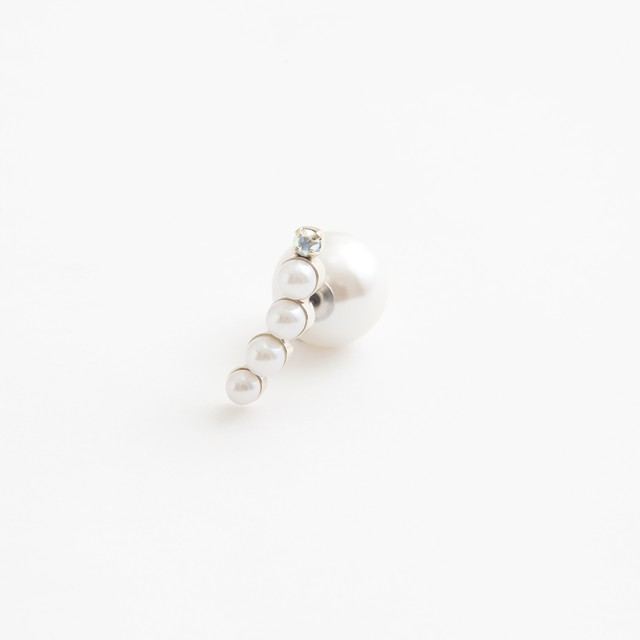 MAYU/PEARL RIVETS 8mm Black Pearl,14mm Black Line