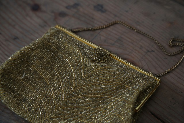 Vintage Beads Party Bag