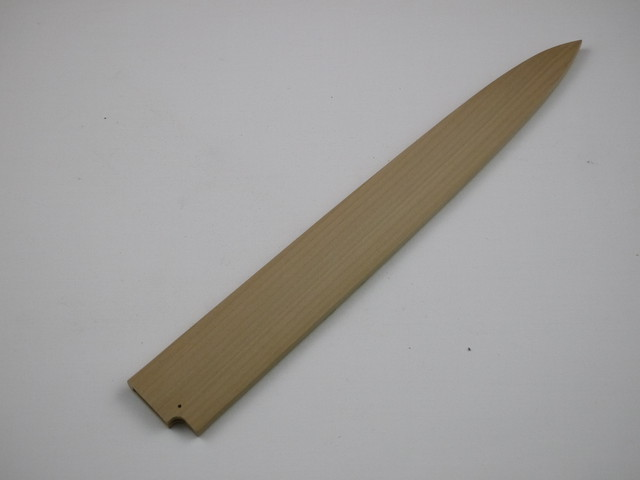 鞘柳刃尺一(330㎜)用ピン付き