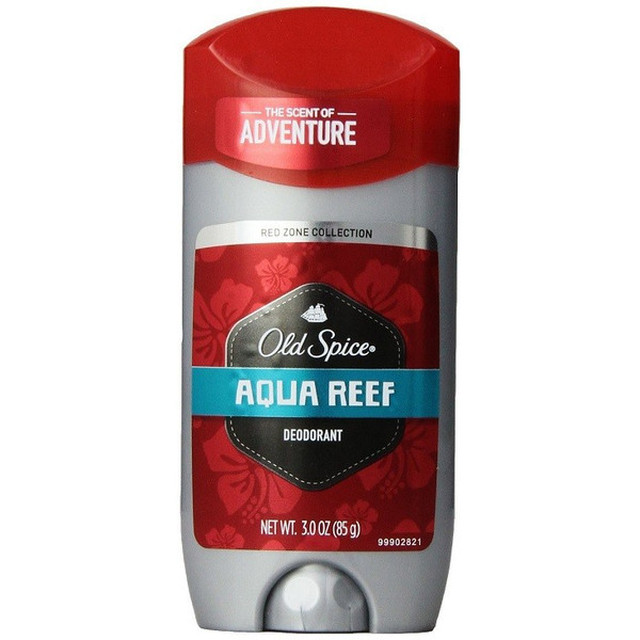 Old Spice® AQUA REEF Deodorant 3.0 oz. Stick