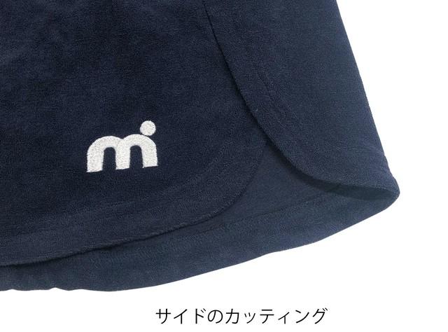 ミストラル ウィメンズ【リラックスショートパンツ】NAVY