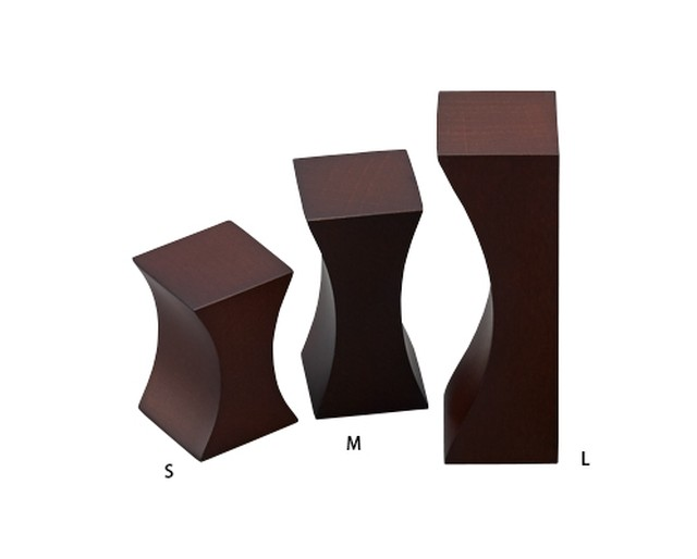 木製プロップLサイズ 木目塗装 AR-1843NW-L