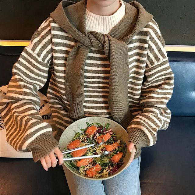 フードデザインセーター 1363