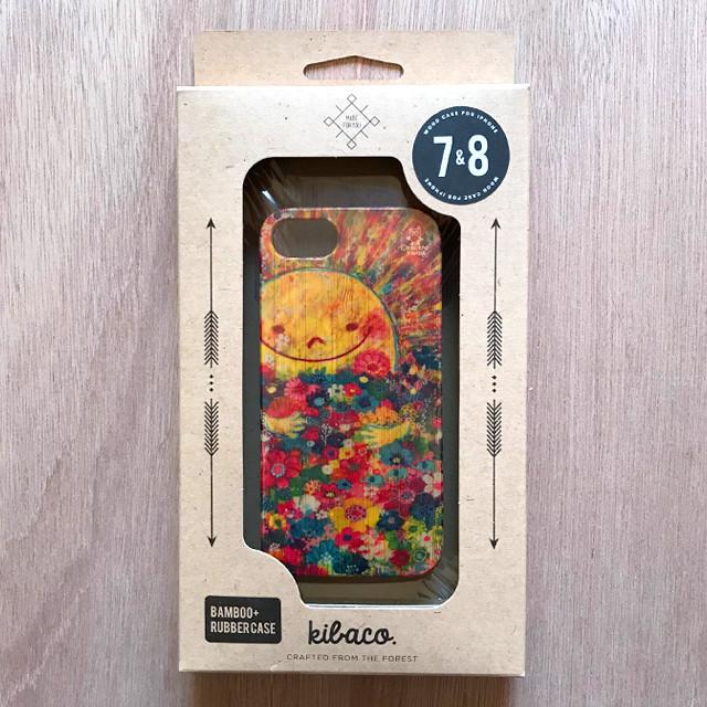 ※受注生産(注文できます!) iPhone7&8専用バンブーケース