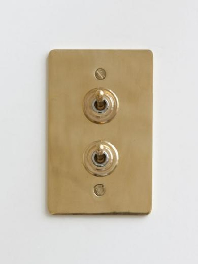 BRASS  SWITCH 2