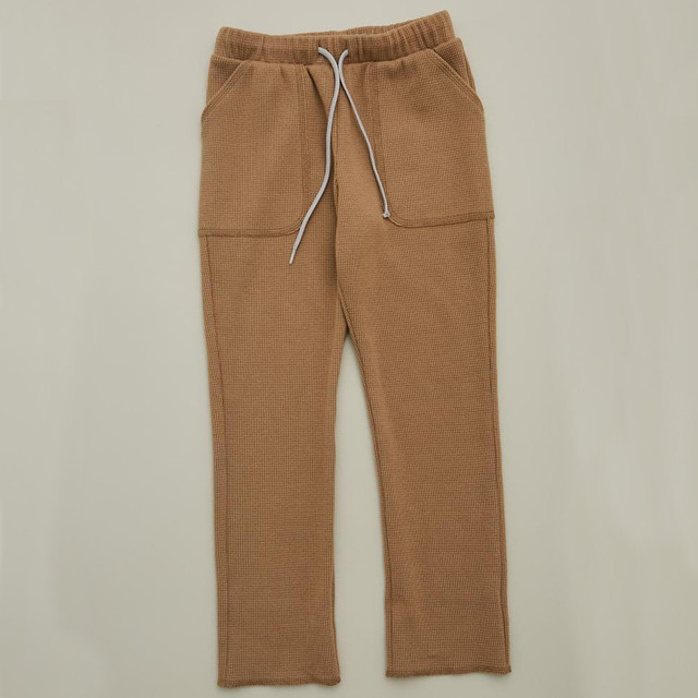 MOUN TEN. stretch thermal pants 0サイズ [21S-MP42-0924b] MOUNTEN.