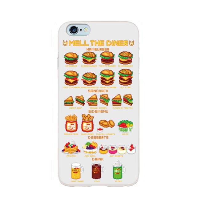 iPhone6Plus/6sPlusケース【ハンバーガーメニュー】【送料無料】