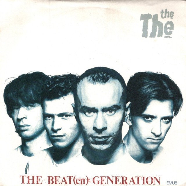 【7inch・英盤】The The  / The Beat(en) Generation